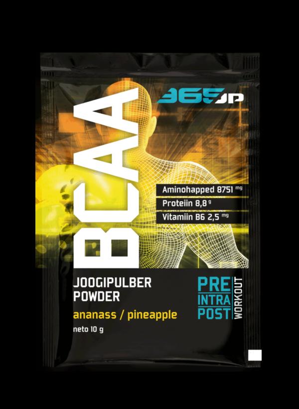 BCAA 10g pakend