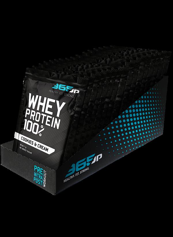 Whey proteiin 100%