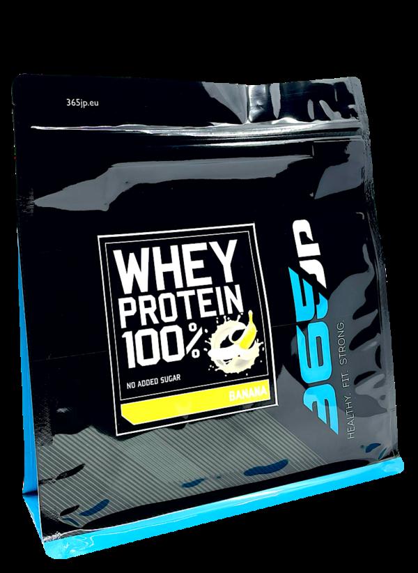 Whey proteiin 100% 500g Banana